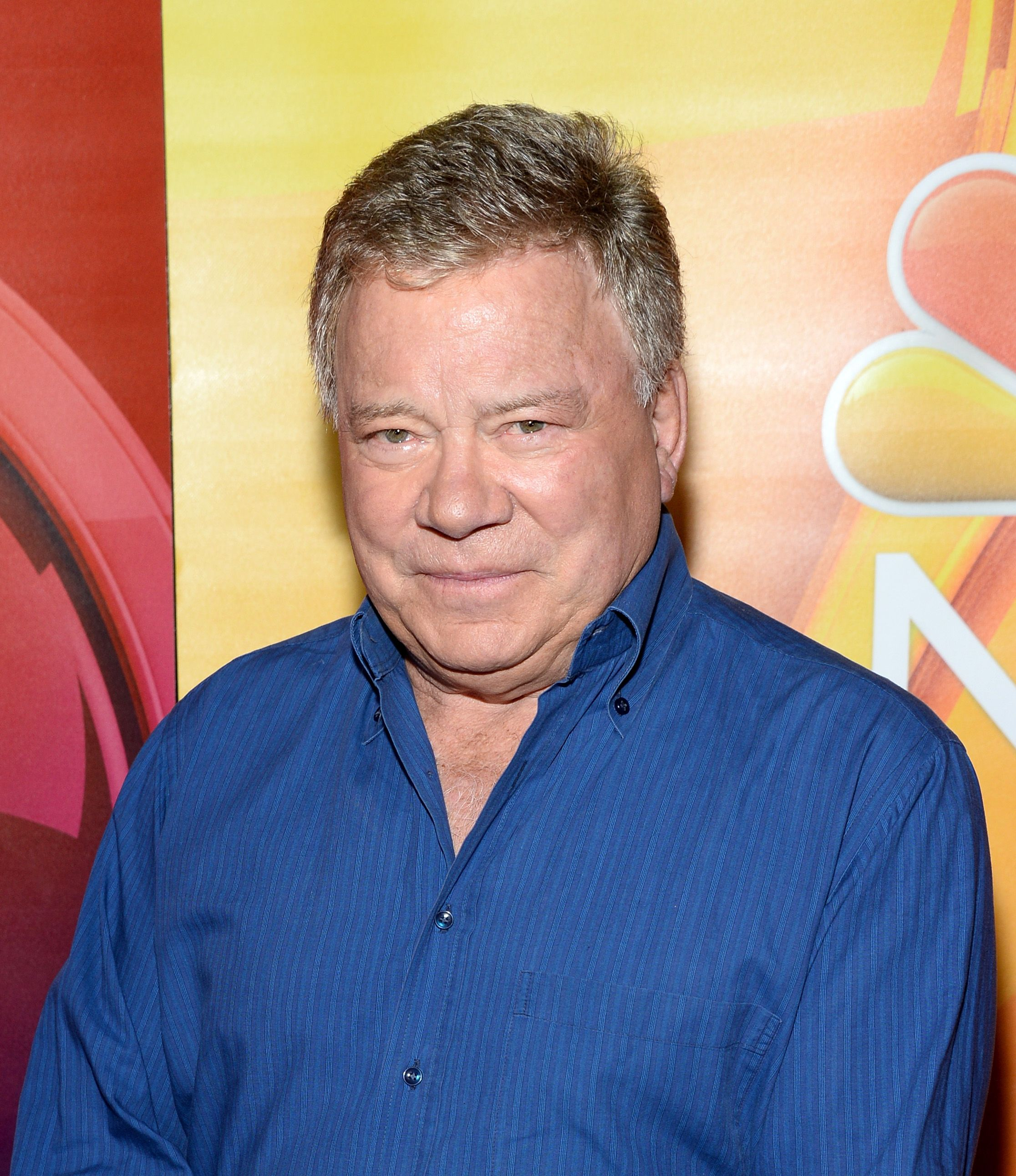 William Shatner at the NBCUniversal press day at The Beverly Hilton Hotel on August 2, 2016 | Getty Images