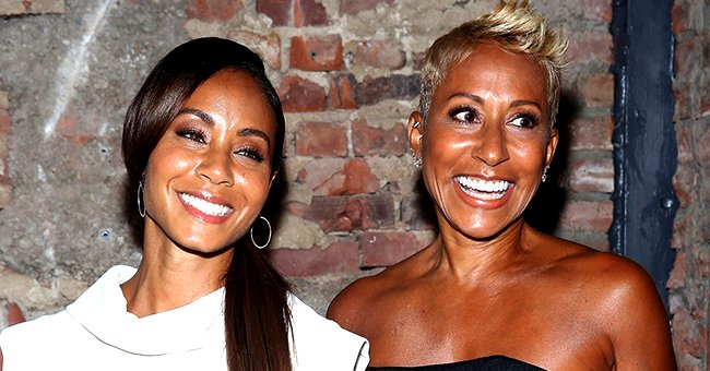 Jada Pinkett-Smith Straightens Her Chic New Blonde Pixie Cut & Fans Say She Looks like Her Mom