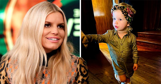 Jessica Simpson Says Look-Alike Daughter Birdie Takes after Her as She Shares This Cute Photo