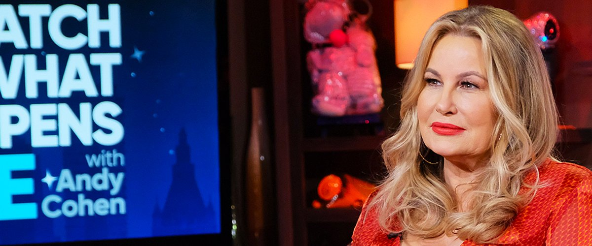 """Jennifer Coolidge during an appearance on Season 17 of """"Watch What Happens Live"""" with Andy Cohen on January 13, 2020 