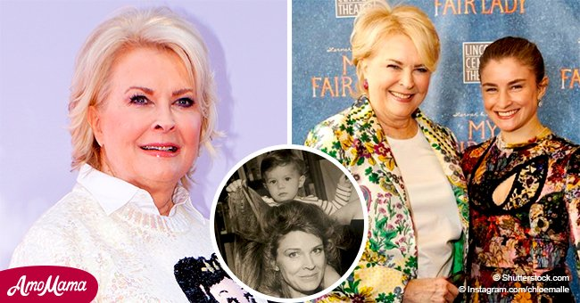 Candice Bergen's daughter is all grown up and follows in her gorgeous mom's footsteps