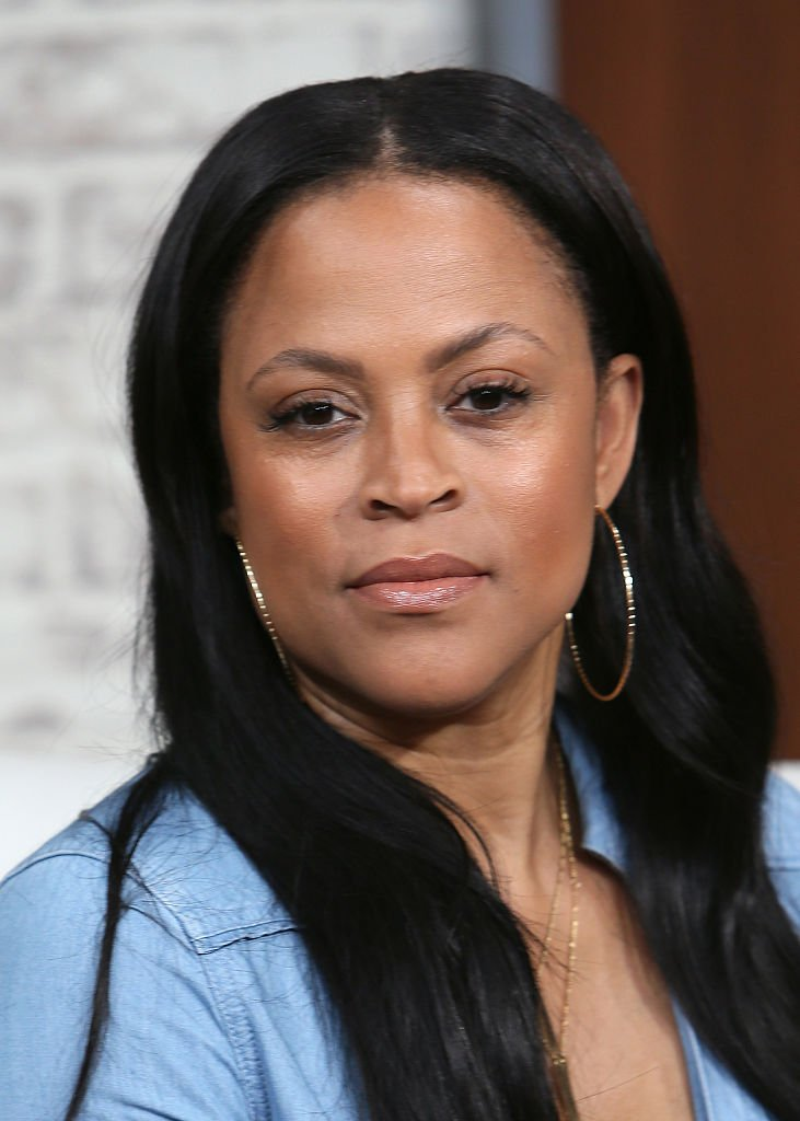 TV personality Shaunie O'Neal visits Hollywood Today Live at W Hollywood | Photo: Getty Images