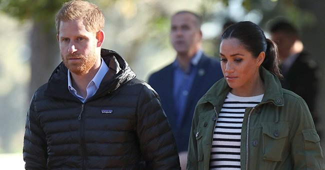 E! News: Meghan Markle & Prince Harry React to Revelation of Tabloid Payments for Private Info