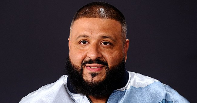 DJ Khaled Shares Cute First Photo of His Newborn Son and Reveals His Name