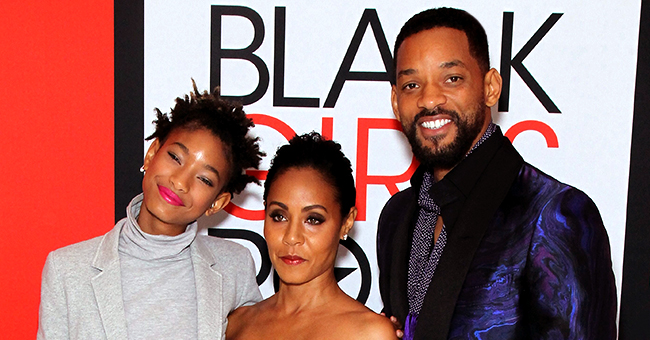 Willow Smith Says Parents, Jada & Will's 'Compassion' Was What Inspired Her 'to Preserve through Dark Times'