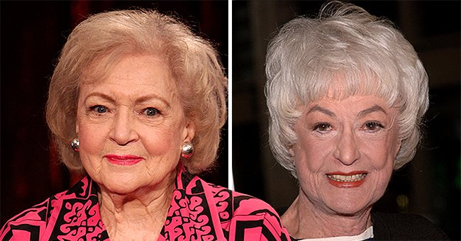 Betty White and Bea Arthur Worked Together for 7 Years on 'Golden Girls' but the 2 Actresses Reportedly Didn't Get Along
