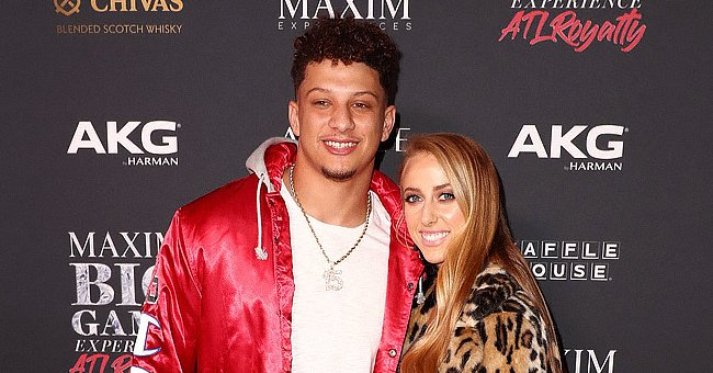 Patrick Mahomes' Fiancée Brittany Matthews Gives 1st Glimpse of Their Daughter Sterling Skye