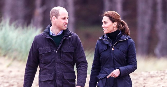 Us Weekly: Kate Middleton & Prince William Take Break from Royal Duties for Quality Family Time