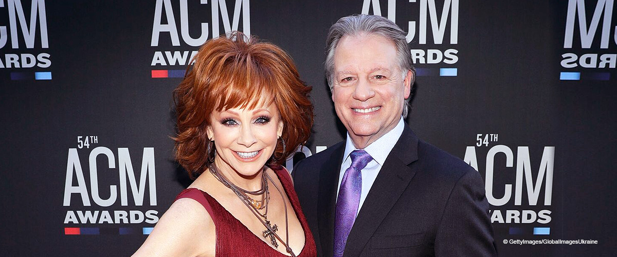 Reba McEntire and Boyfriend Anthony Lasuzzo Steal the Show on the ACM Awards' Red Carpet