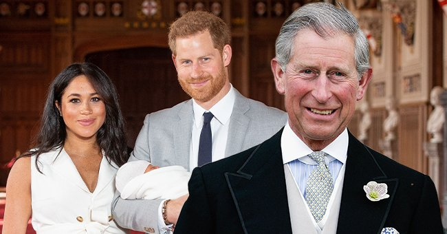 Baby Lilibet and Archie Will Receive Royal Titles When Prince Charles Ascends the Throne