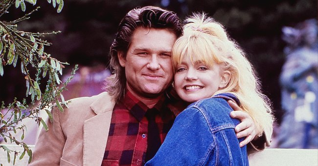 Goldie Hawn and Her Boyfriend Kurt Russell Watched Their 1987 Film 'Overboard' in Bed