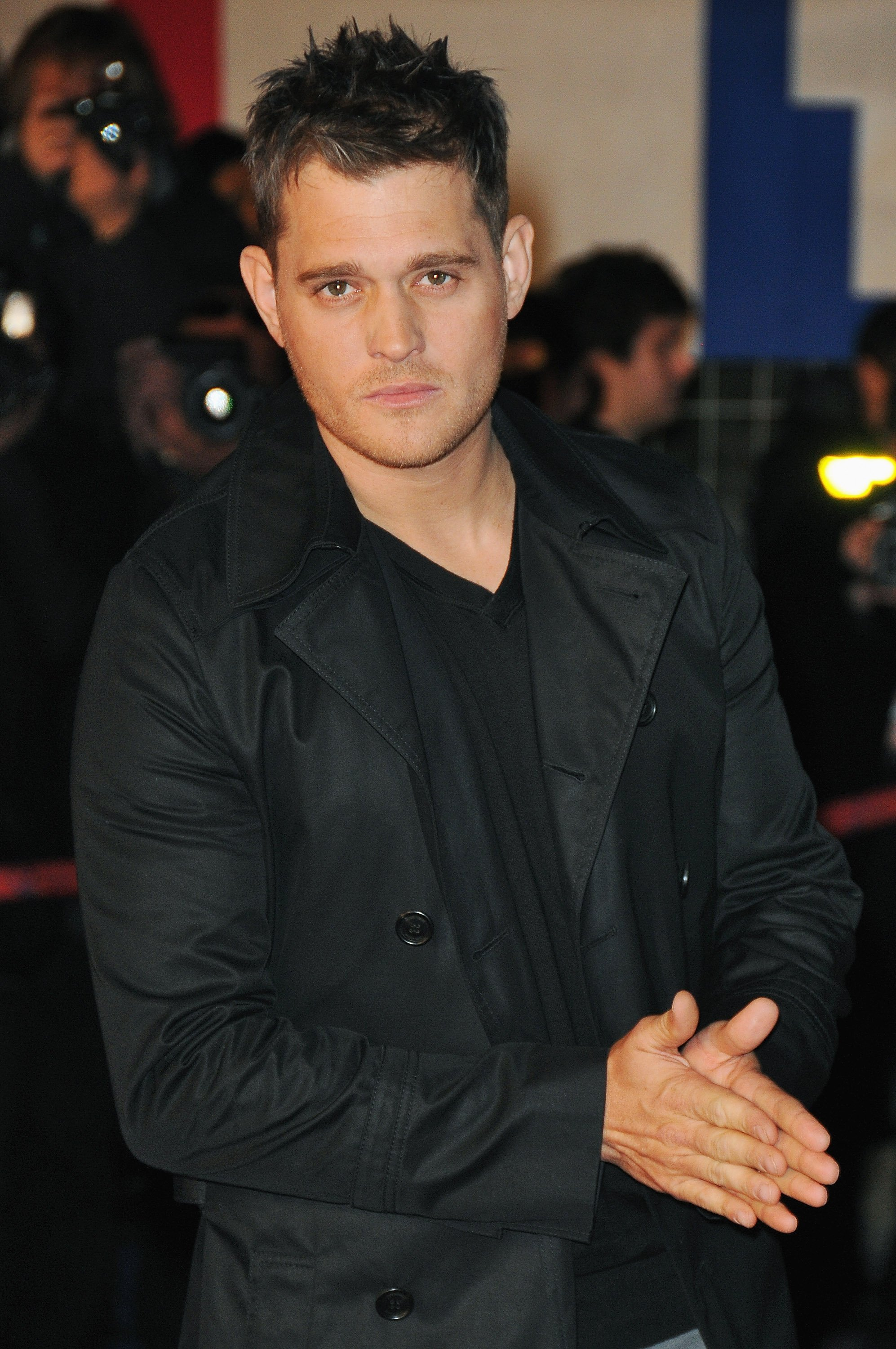 Pop star Michael Buble attends the NRJ Music Awards 2010 at Palais des Festivals on January 23, 2010 in Cannes, France | Photo: Getty Images
