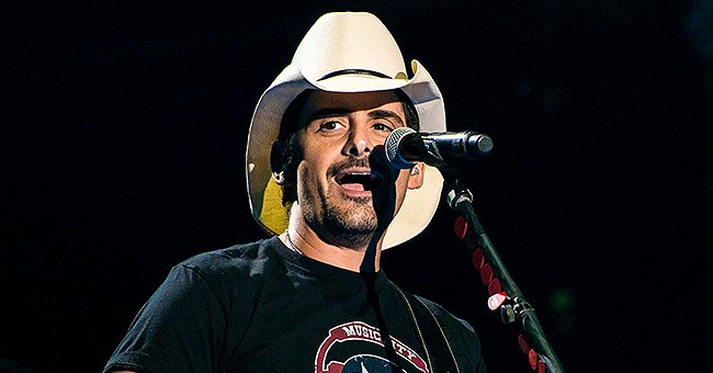 Brad Paisley Gears up for Friday's Live Concert With His Full Band