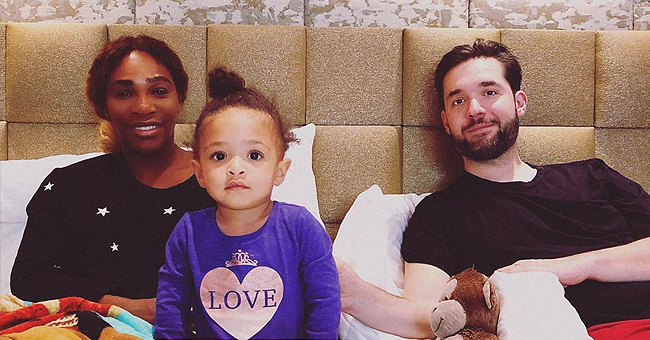 Serena Williams' Husband Says Paternity Leave Was Crucial after Birth of Daughter Olympia