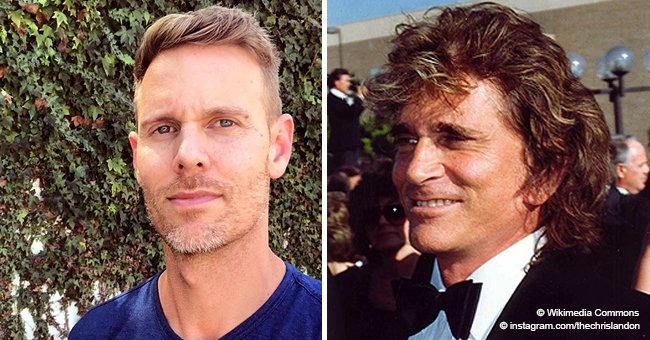 Michael Landon's son shares Valentine's wishes for his husband after posting their sweet photo