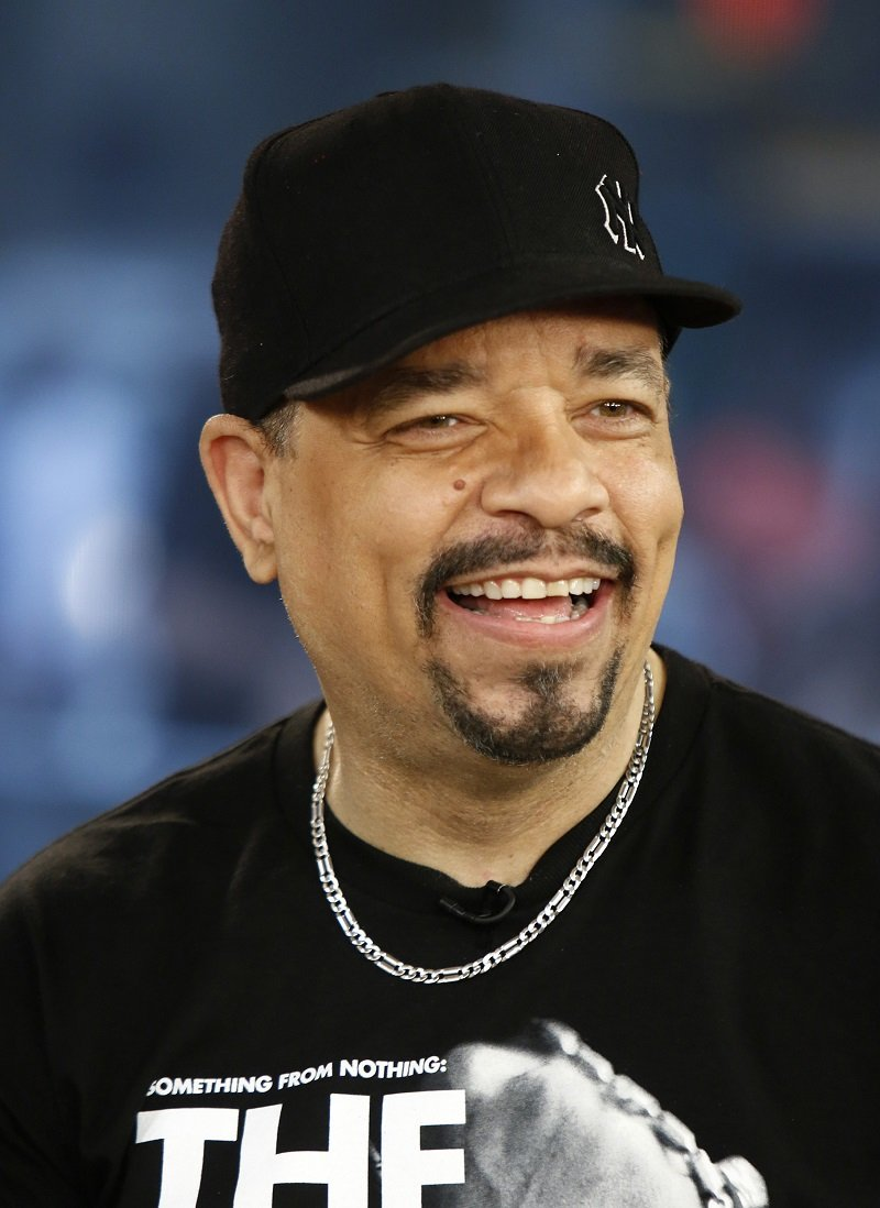 """Ice-T during an interview with the """"Today Show"""" on June 13, 2012   Photo: Getty Images"""