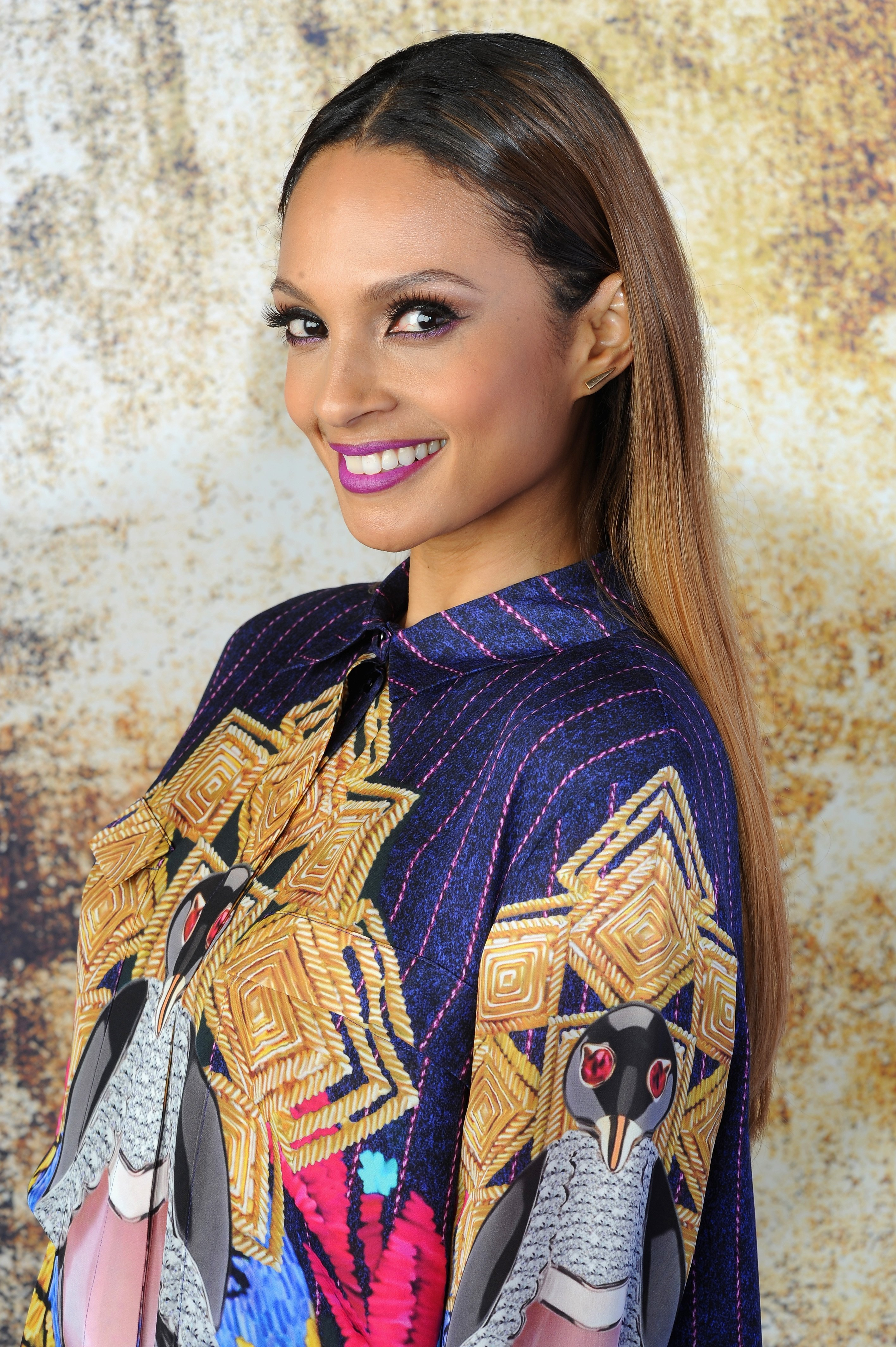 Alesha Dixon attends the MTV EMA's 2014 at The Hydro on November 9, 2014, in Glasgow, Scotland. Source: Getty Images.