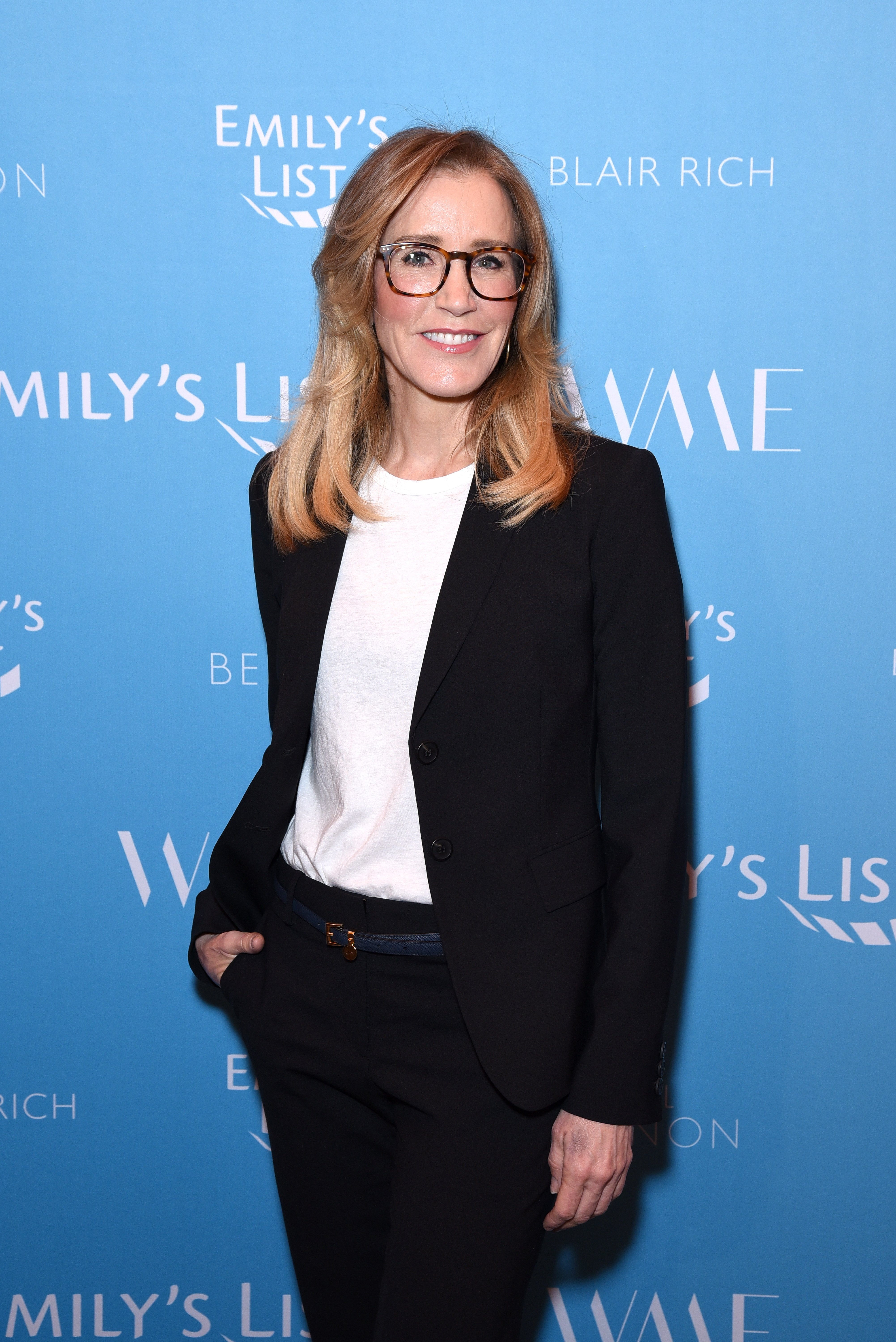 Felicity Huffman attends Raising Our Voices: Supporting More Women in Hollywood & Politics | Photo: Getty Images