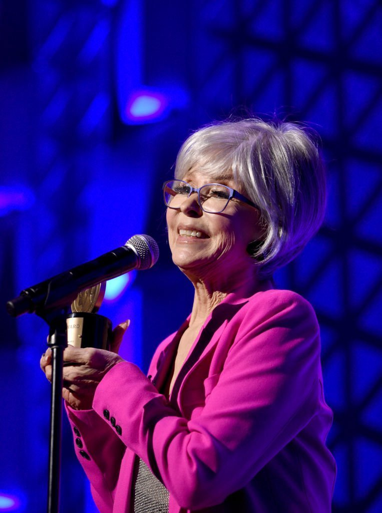 Rita Moreno speaks onstage at the 78th Annual Peabody Awards Ceremony Sponsored By Mercedes-Benz at Cipriani Wall Street | Photo: Getty Images