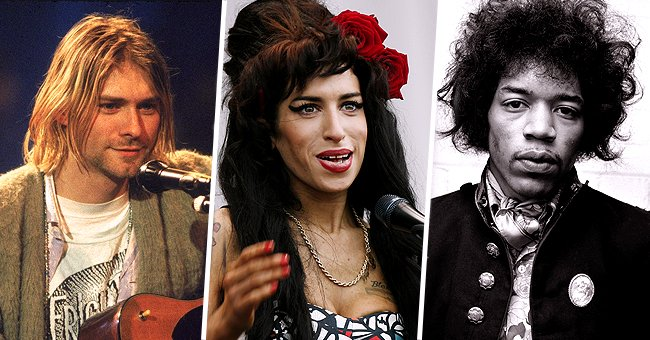 The 27 Club: Music Legends Who Died Too Young at 27