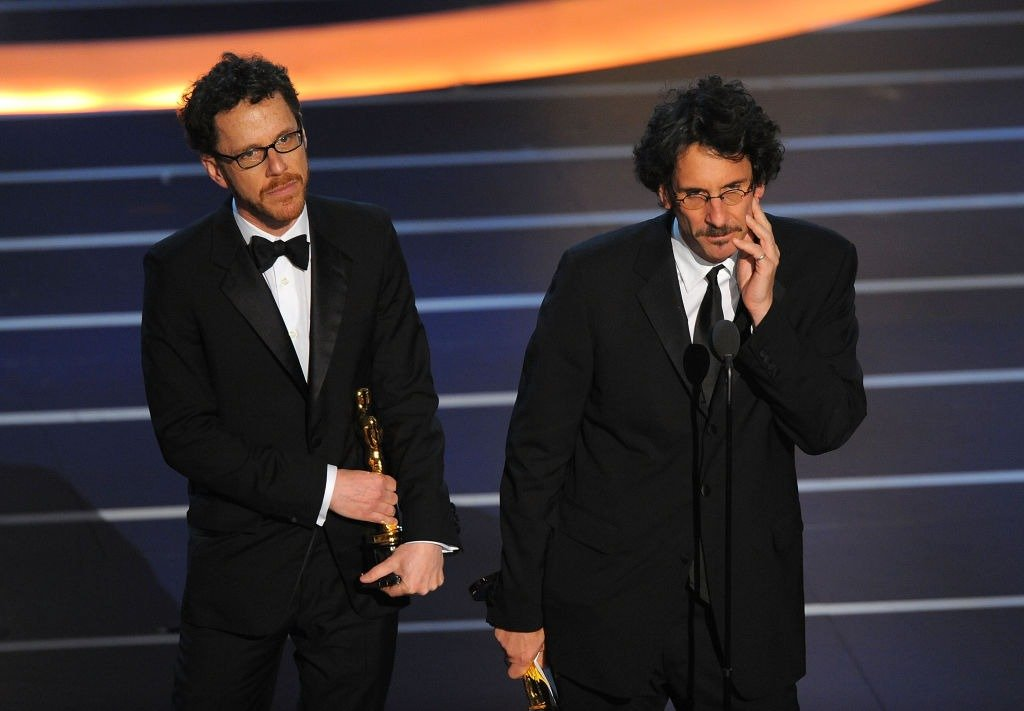 Directors Ethan Coen and Joel Coen onstage during the 80th Annual Academy Awards at the Kodak Theatre on February 24, 2008 | Photo: Getty Images