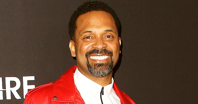 Mike Epps Shows Dancing Skills in a Funny Video with His Look-Alike Daughters for IG Challenge