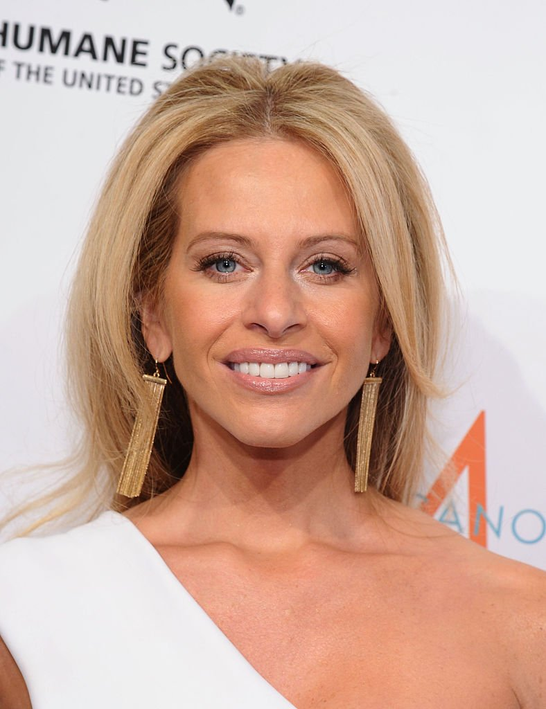 """TV personality Dina Manzo attends """"To the Rescue! New York"""" 60th Anniversary Gala at Cipriani 42nd Street 