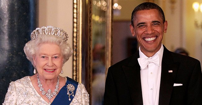 Obama's Former Protocol Chief Recalls Meeting with Queen Elizabeth