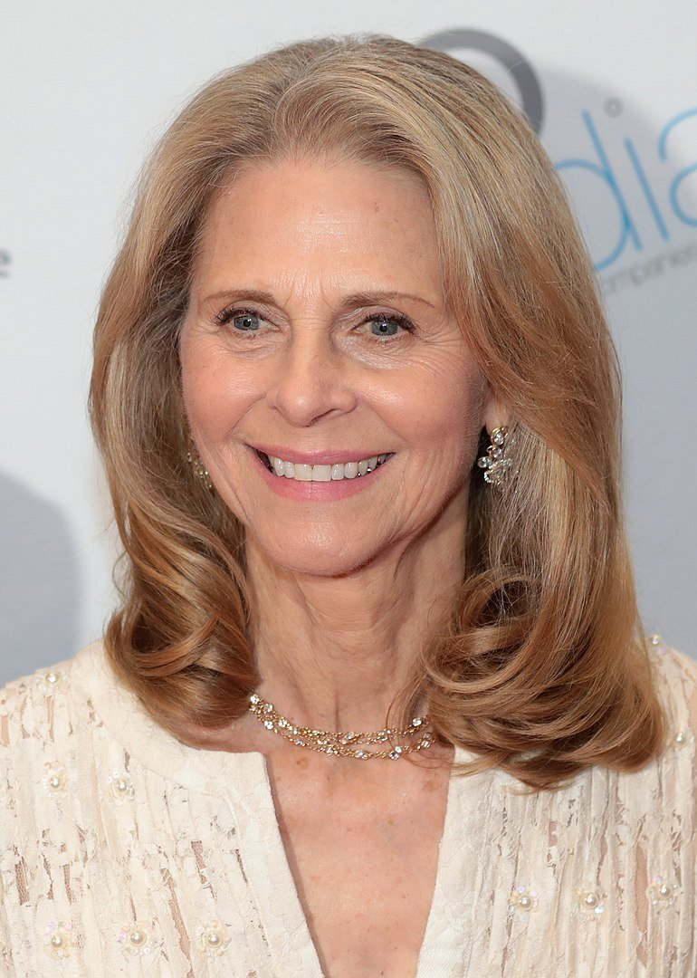 Lindsay Wagner at Celebrity Fight Night XXV in Phoenix, Arizona | Photo: WIkimedia Commons Images
