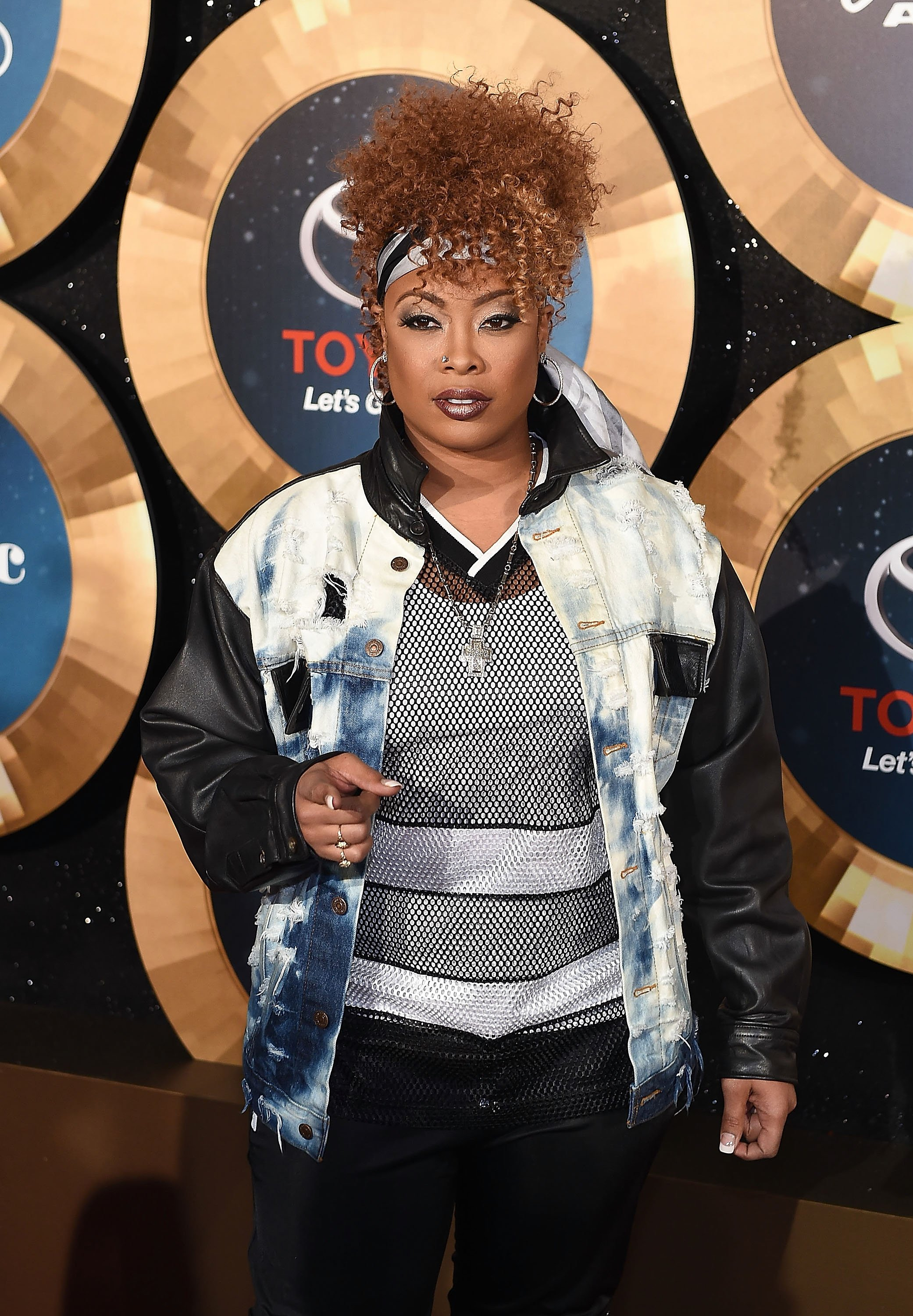 DaBrat attending the 2014 Soul Train Music Awards in November 2014. | Photo: GettyImages