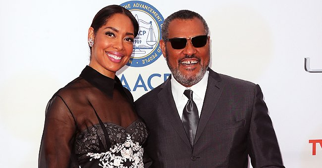 Laurence Fishburne's Ex Gina Torres Shared Glimpse of Their Grown Daughter in a Recent Video