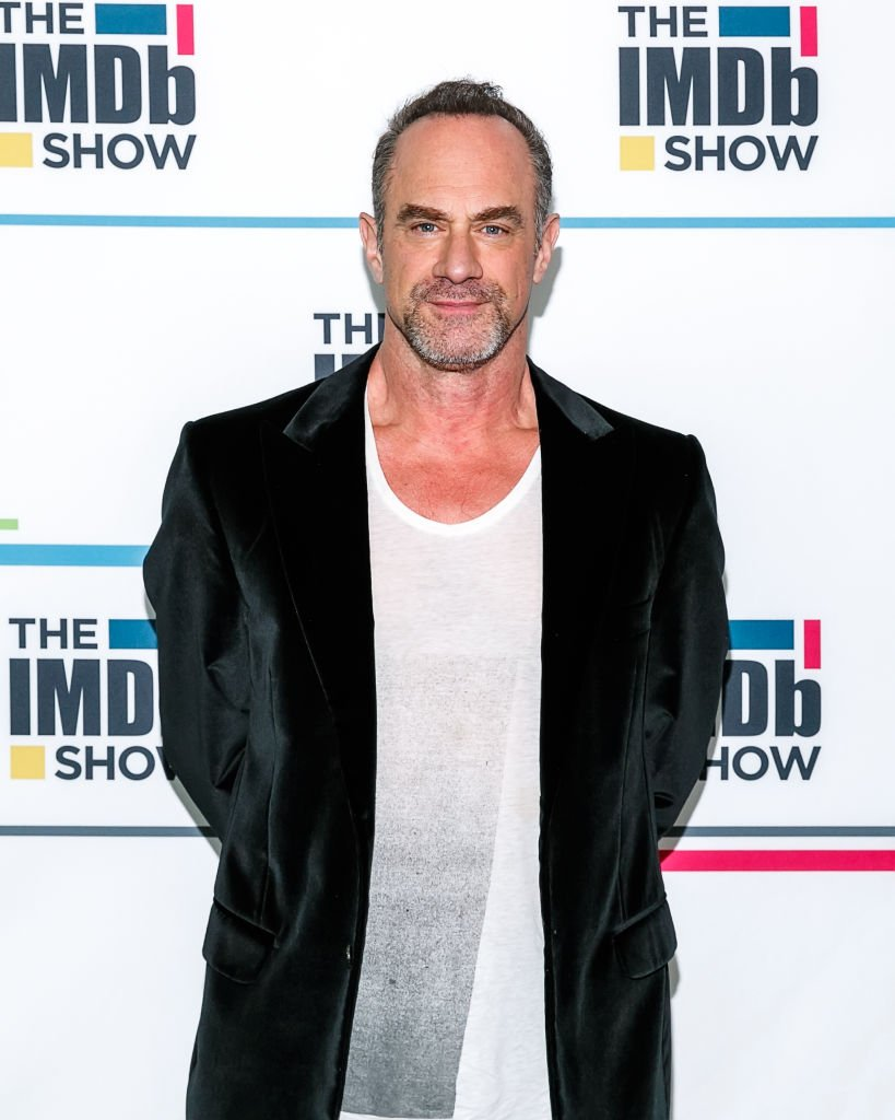 Actor Christopher Meloni visits 'The IMDb Show' on March 26, 2019 in Studio City, California.  | Getty Images