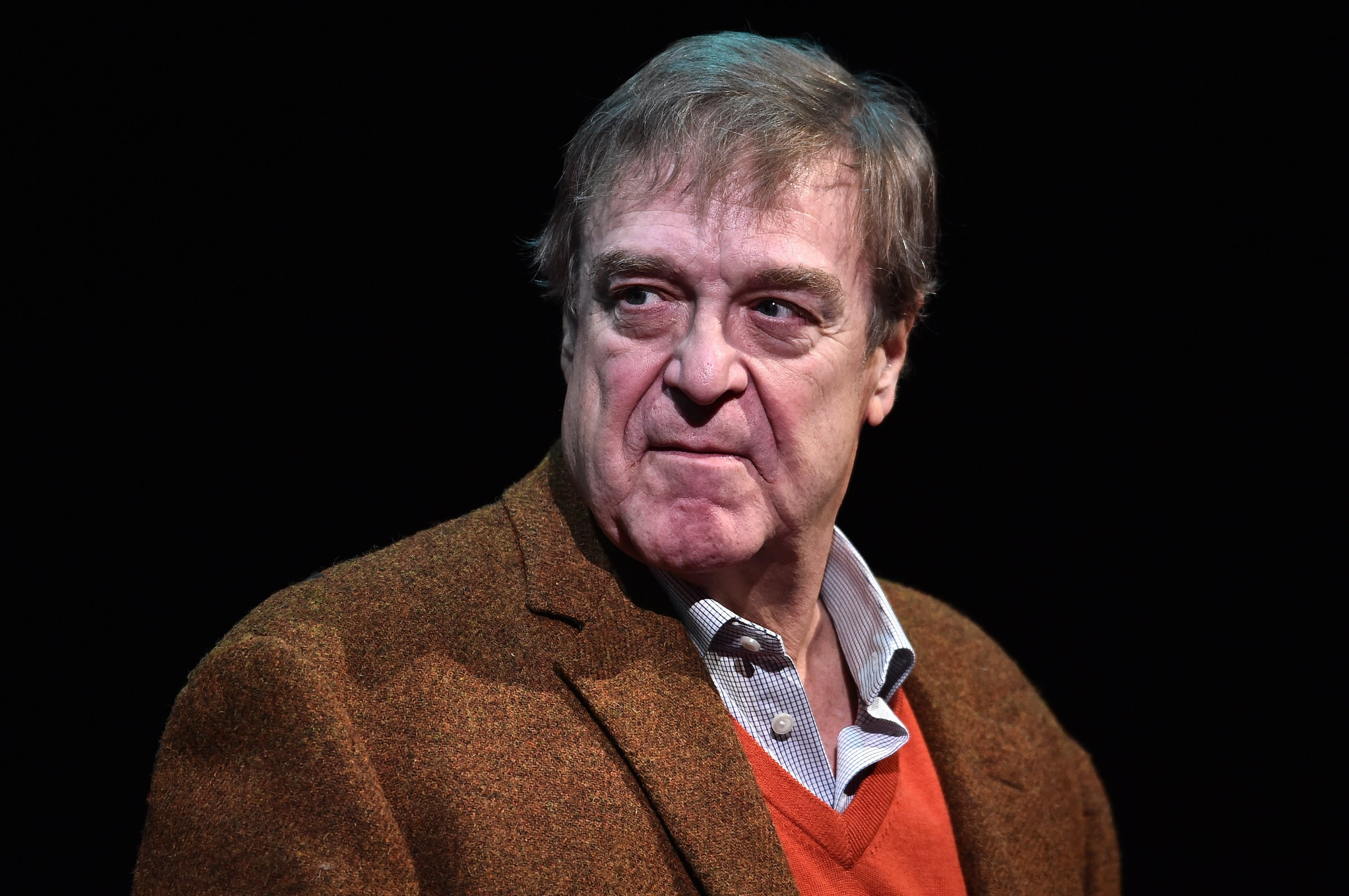 John Goodman attends the SAG-AFTRA Foundation Conversation in New York City on January 22, 2019 | Photo: Getty Images