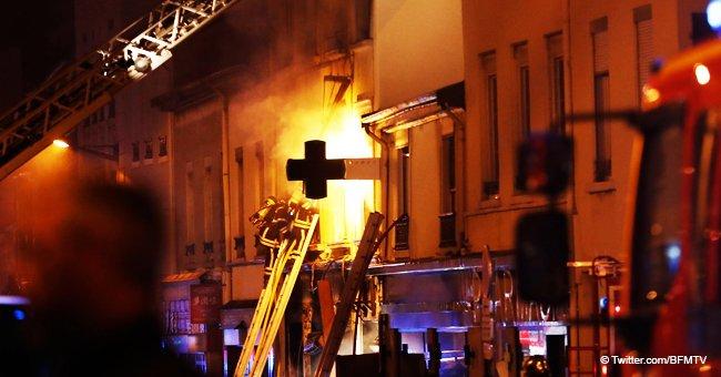 La suite de l'incendie à Lyon : s'agit-il d'une piste criminelle ?