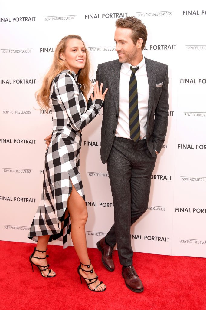 Blake Lively and Ryan Reynolds. I Image: Getty Images.