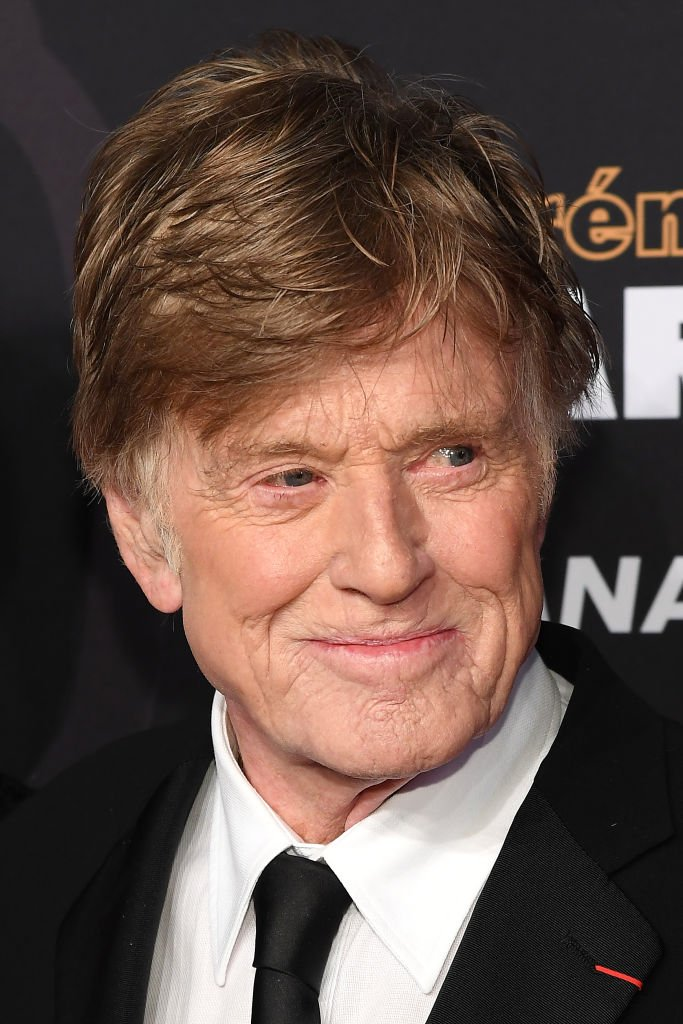 Robert Redford attends Cesar Film Awards 2019 at Salle Pleyel on February 22, 2019 | Photo: GettyImages