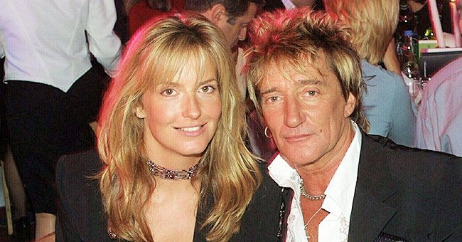 Rod Stewart and His Wife Penny Celebrate Their 13th Wedding Anniversary – Inside Their Marriage