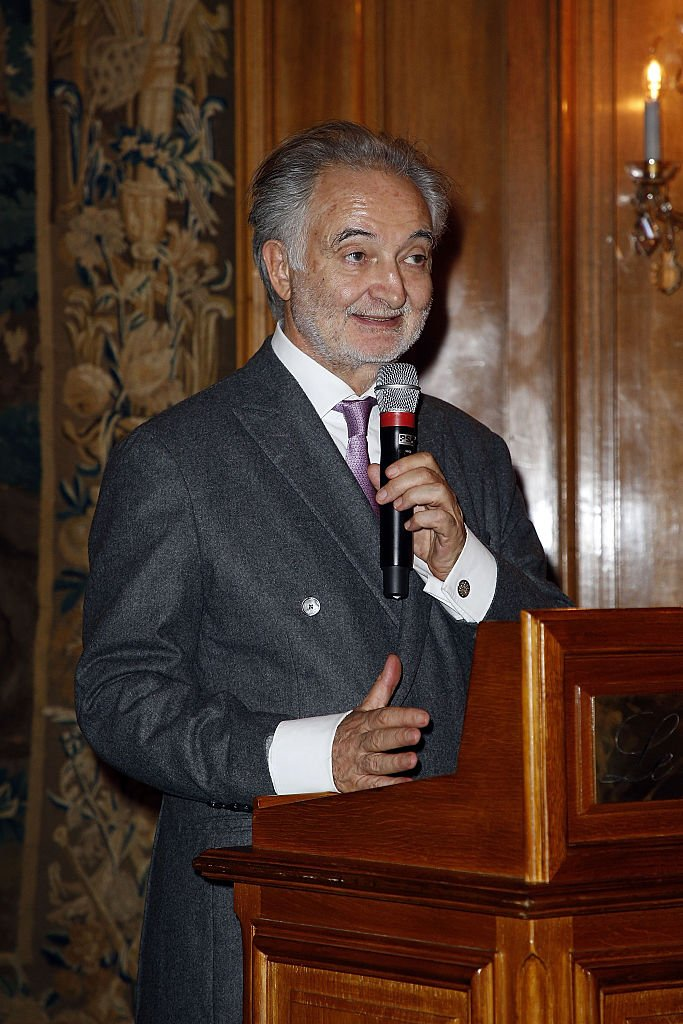 Jacques Attali le 23 novembre 2016 à Paris. l Source : Getty Images