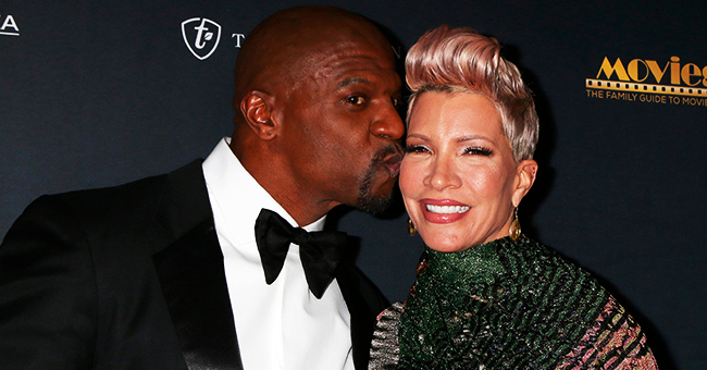 Terry Crews and Wife Rebecca King Celebrate Their 30th Wedding Anniversary