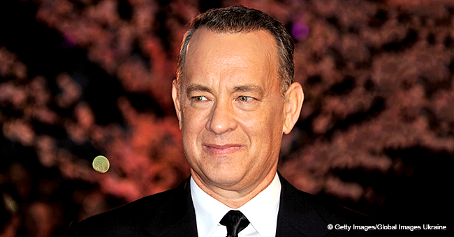 Tom Hanks' Son Chet Cuddles and Laughs with His Daughter in New Video