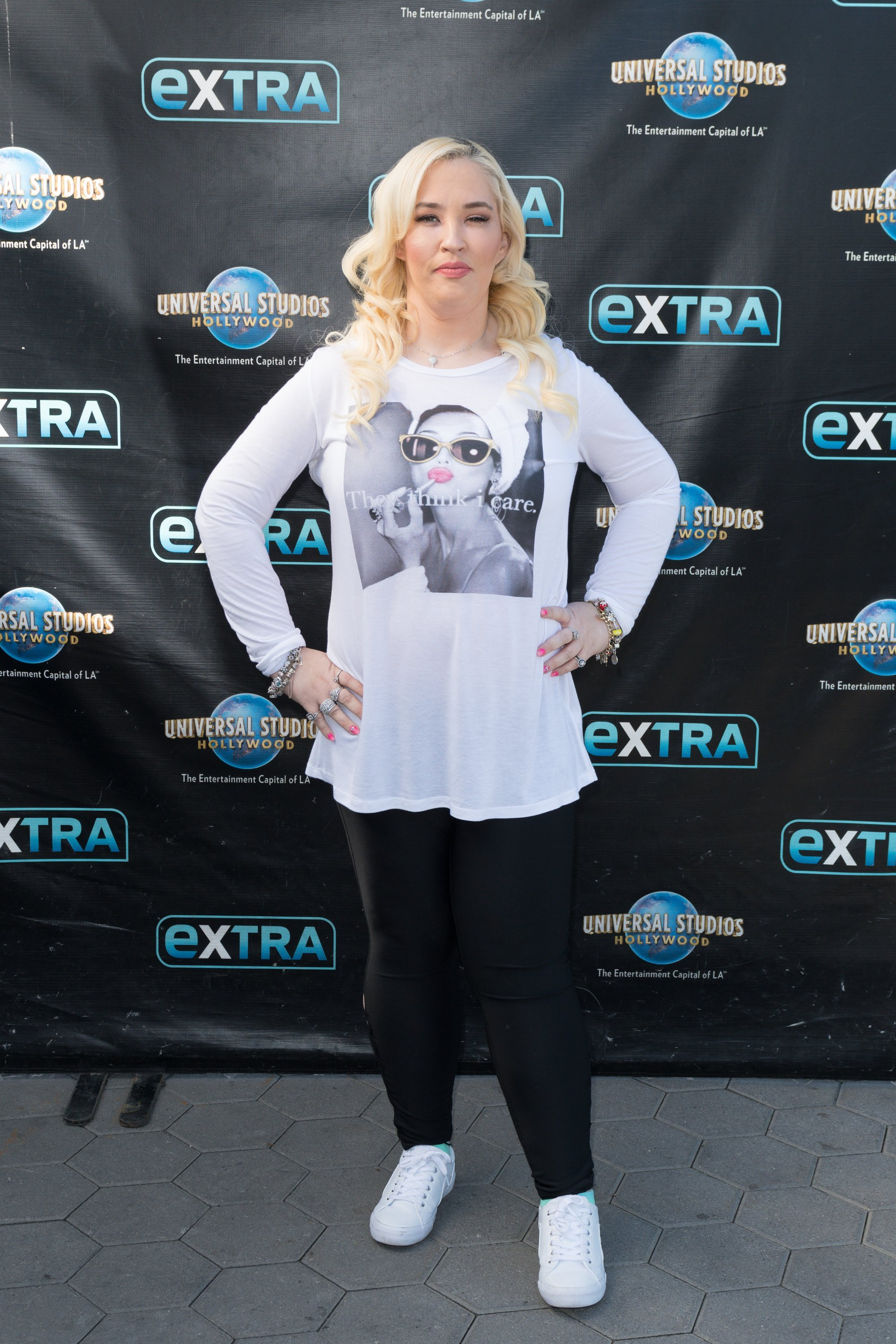 Mama June on January 11, 2018 in Universal City, California | Source: Getty Images
