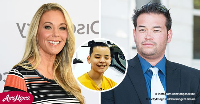 Jon Gosselin reportedly slams ex-wife Kate over son Collin