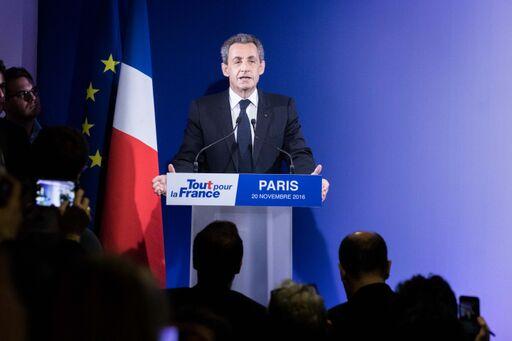 La photo de Nicolas Sarkozy | Source: Getty Images / Global Ukraine