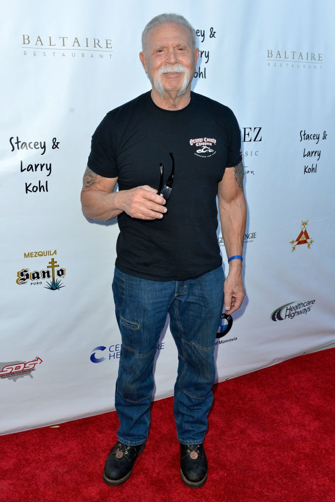 Paul Teutel Sr. attends the George Lopez Foundation 10th Anniversary Celebration Party at Baltaire on April 30, 2017 | Photo: Getty Images