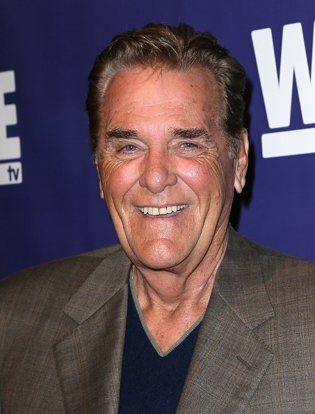"""Chuck Woolery attends """"The Evolution of the Relationship Reality Show"""" presented by WE tv at The Paley Center for Media on March 19, 2015 