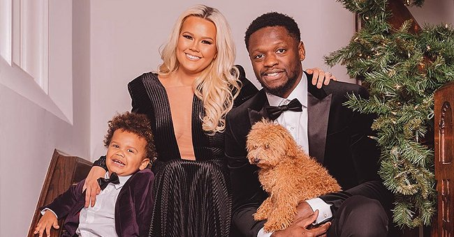 NBA Rising Star Julius Randle Is a Proud Father and Husband — Meet His Wife and Son