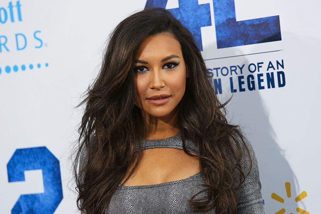 """Actress Naya Rivera attends the 2013 premiere of the movie, """"42"""" at TCL Chinese Theatre in Hollywood. 
