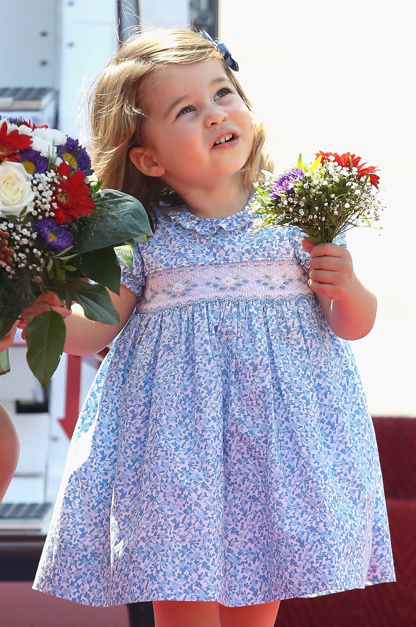 Princess Charlotte of Cambridge l Image: Getty Images