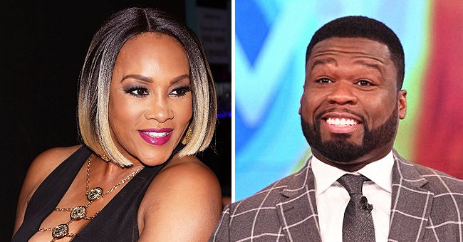 50 Cent's Ex Vivica A Fox Answers Interesting Wrong Questions about Love and Life