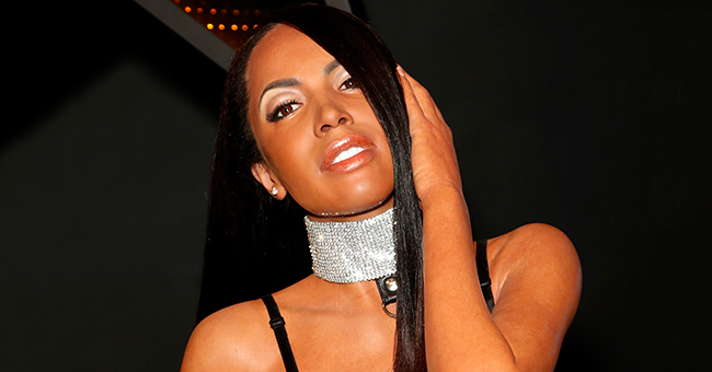 Aaliyah's Estate Asks for 'Respect' after Fan Caught Applying Lipstick on Singer's Wax Figure